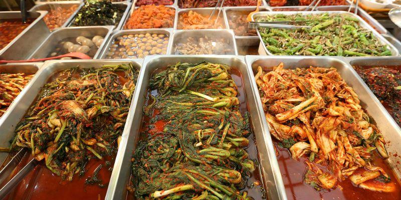 Eten Zuid Korea